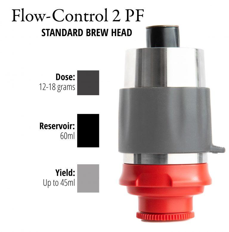 Flow-Control 2 Portafilter