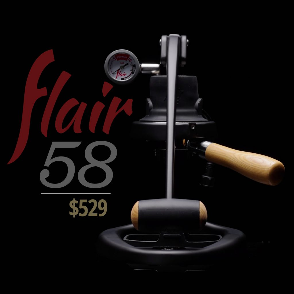Flair 58 Pricing
