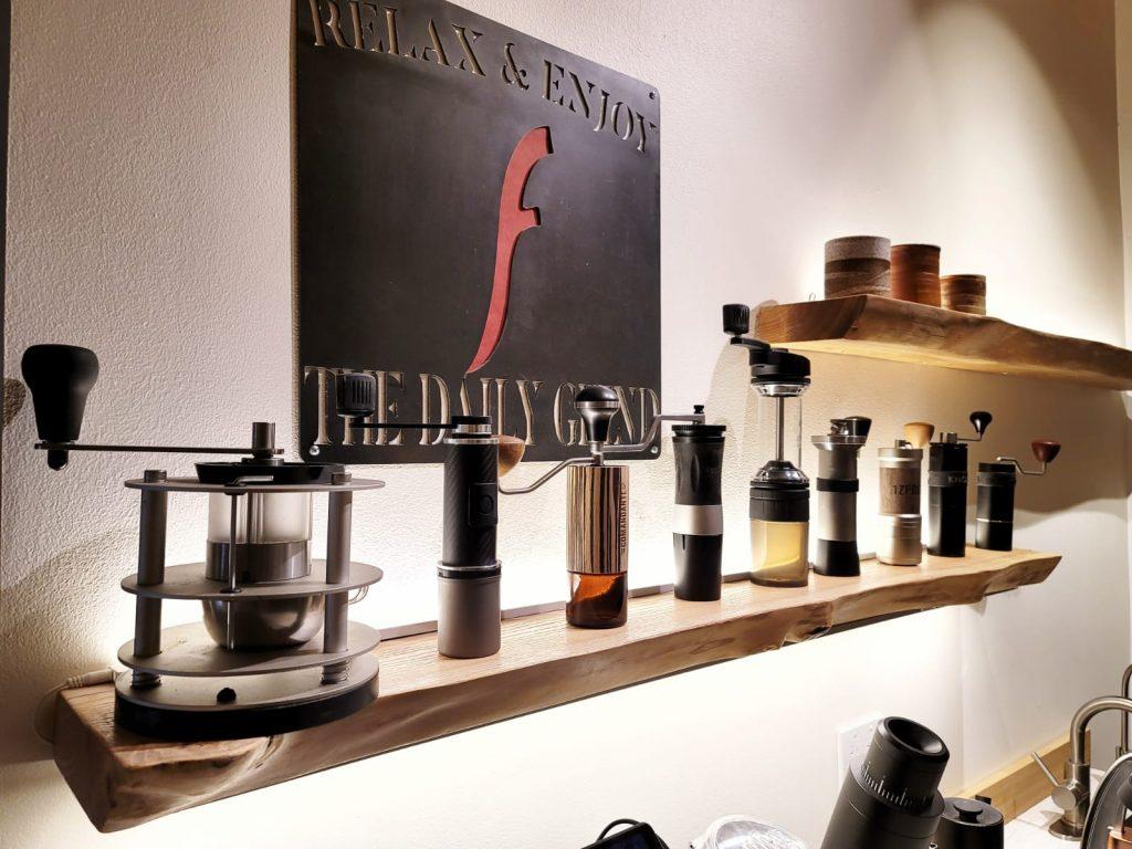 Flair Coffee Corner