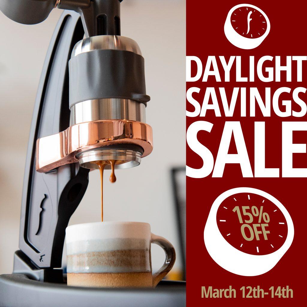 Flair Daylight Savings Sale