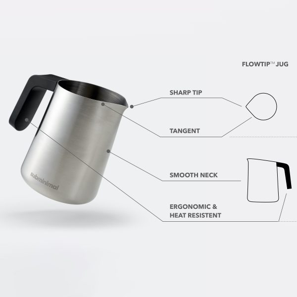 Flow Tip Milk Jug